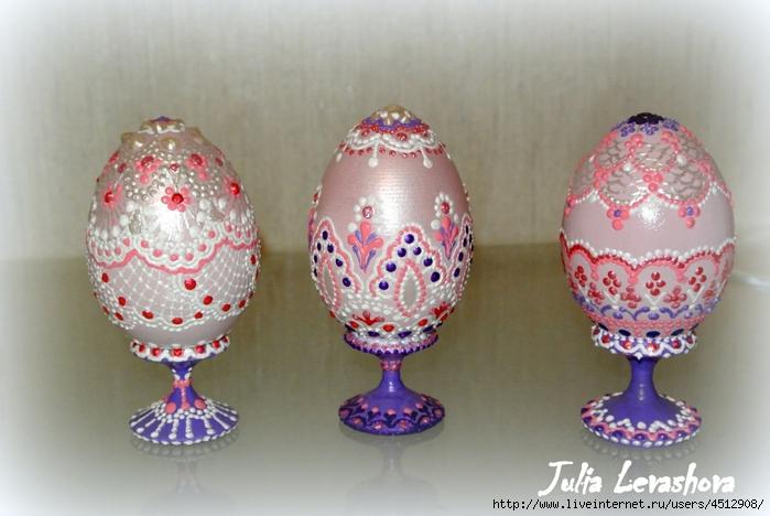 Идеи Декора яиц к Пасхе 111375181_RRRRRSR