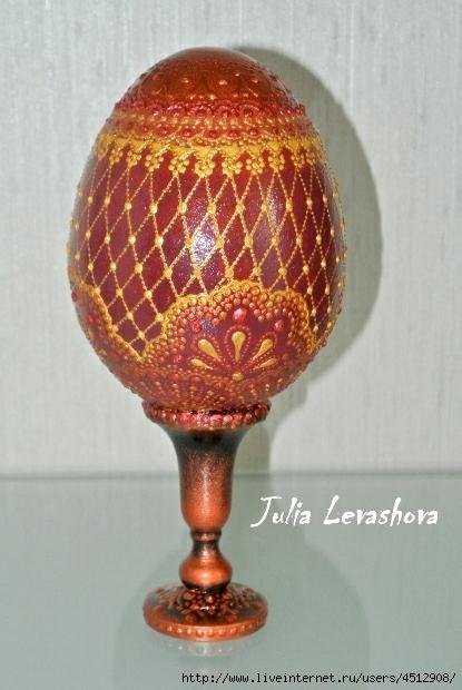 Идеи Декора яиц к Пасхе 111375647_6