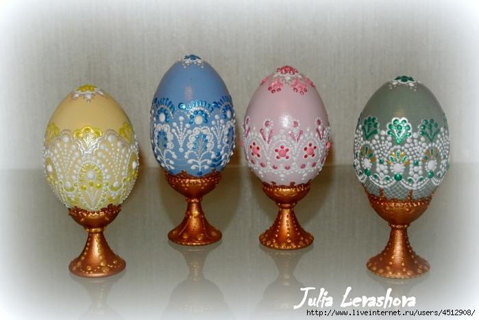 Идеи Декора яиц к Пасхе 111375721_RRRSRSR