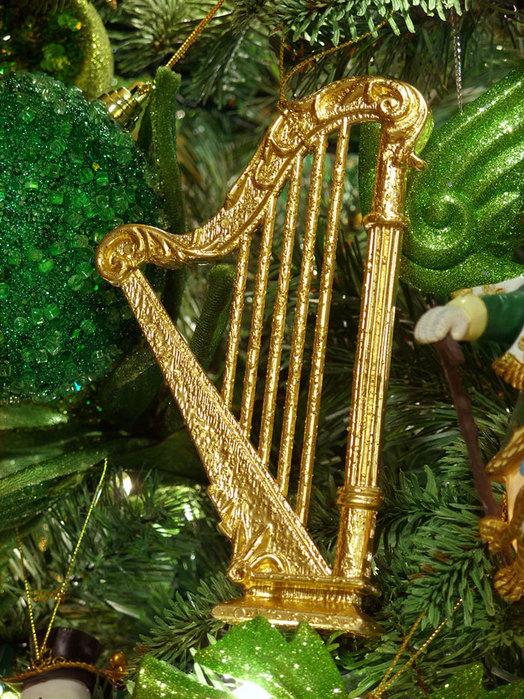 Какой он Новый год? 68470091_1293558315_musicinstrumentornamentharp