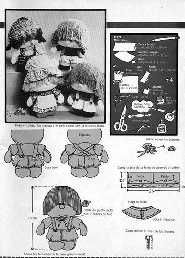 Текстильные куколки. 71304878_05__4_Hermanos_de_un_Solo_Patron
