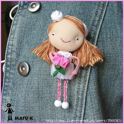 Куклята-броши 71482214_novia