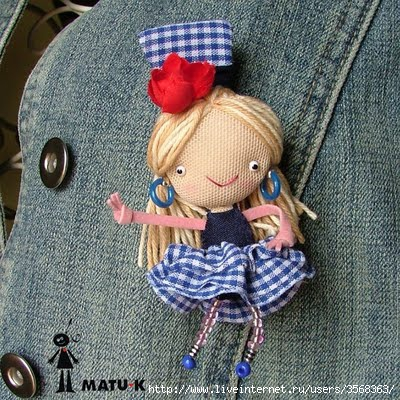 Куклята-броши 71482218_rocio
