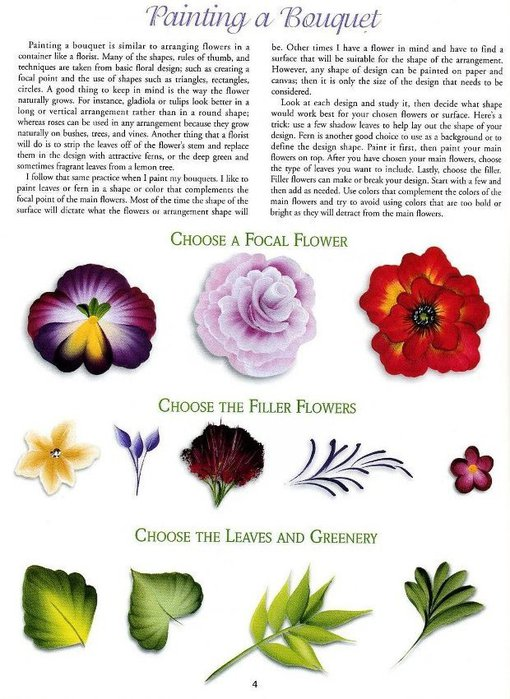 Floral Bouquets.  Цветочные букеты. 79362557_one_str__1_