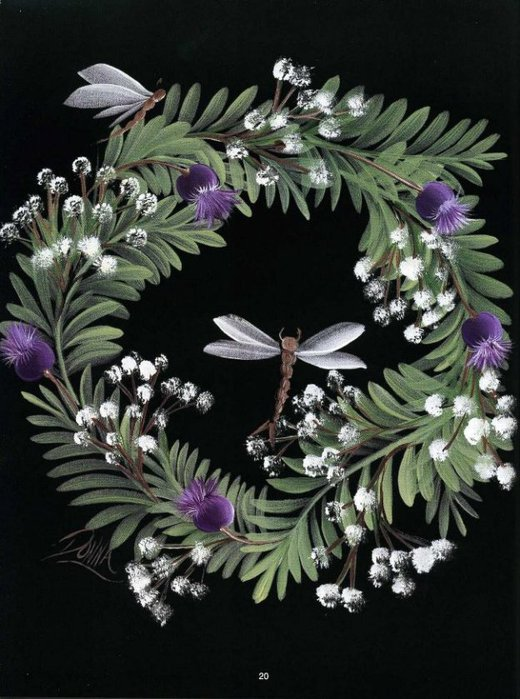 Floral Bouquets.  Цветочные букеты. 79362589_one_str__17_