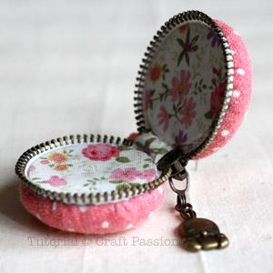 Подарочный кошелёчек для колечка (шитьё). 82608275_19