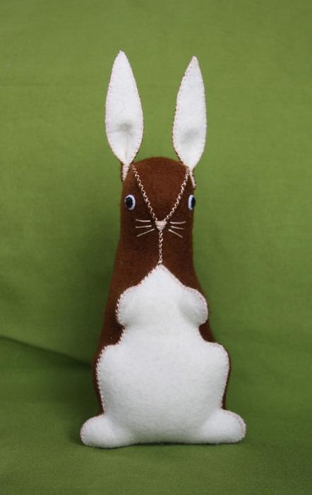 Felt rabbit 3 (442x700, 62Kb)