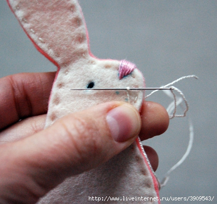 Сувениры к Пасхе - Страница 2 84713905_BunnyPuppetswhiskers2