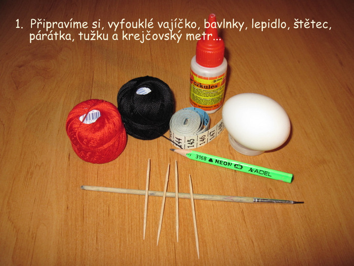 Пасхальные яйца из ткани, лент, джута.... 84857423_Postup