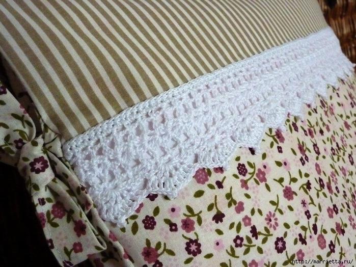 Винтажное вязание крючком. Много винтажных идей со схемами 87224519_P1030903