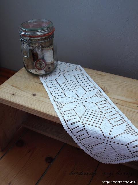 Винтажное вязание крючком. Много винтажных идей со схемами 87224537_P3050420