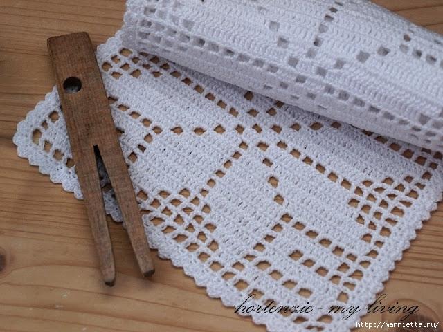 Винтажное вязание крючком. Много винтажных идей со схемами 87224539_P3050422