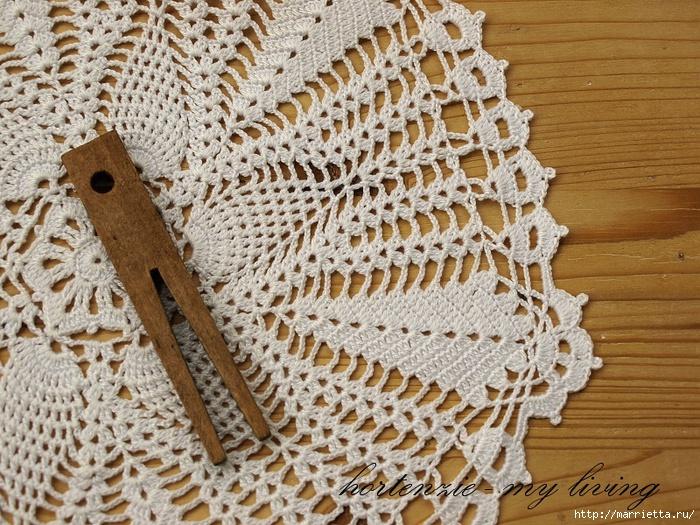 Винтажное вязание крючком. Много винтажных идей со схемами 87224549_P4300838
