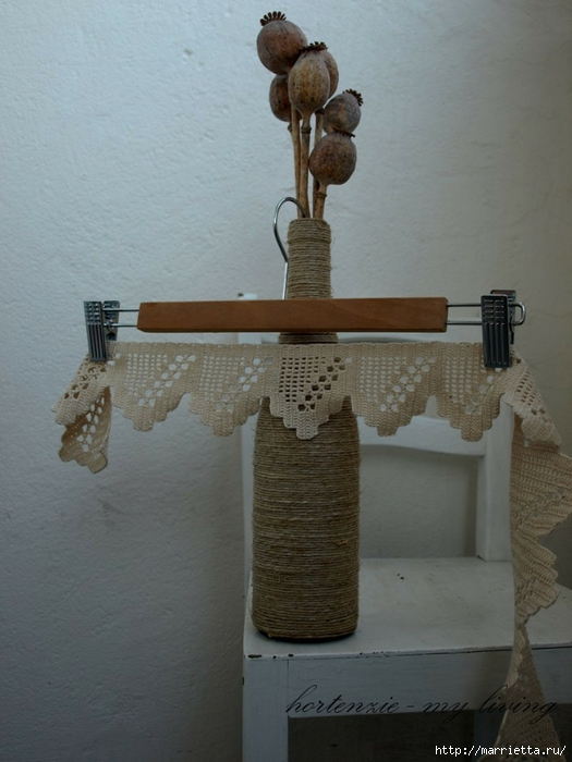 Винтажное вязание крючком. Много винтажных идей со схемами 87224565_P9281973