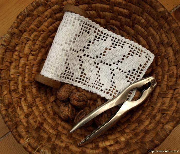 Винтажное вязание крючком. Много винтажных идей со схемами 87224579_PA289568