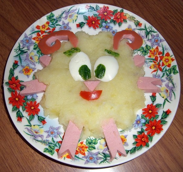 Детский праздничный стол 93838615_vkusno1