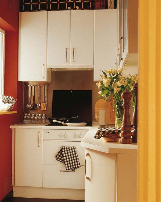 Маленькая кухня - не наказание!:) 96656253_uzkayastoleshnica