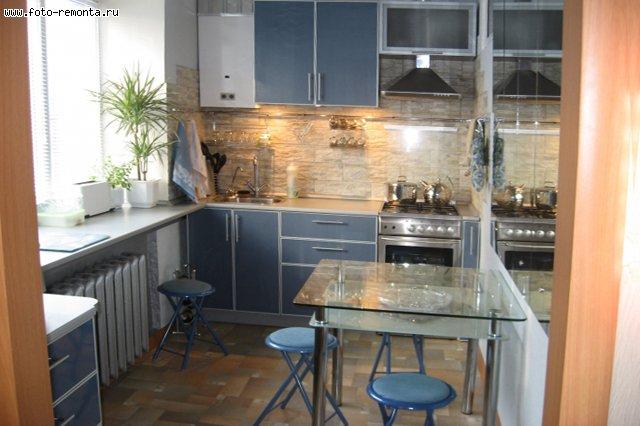 Маленькая кухня - не наказание!:) 96656269_2821305090539