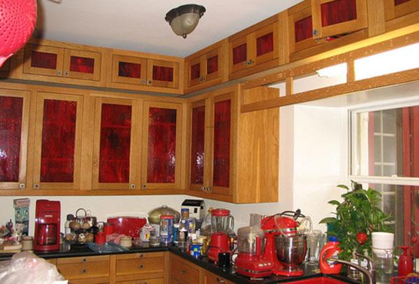 Маленькая кухня - не наказание!:) 96656277_adnakuhne