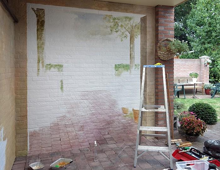 Роспись стен. Роспись-обманка от бельгийского художника VAN HOEF 97653273_rospis_stenuyobmanka__13_
