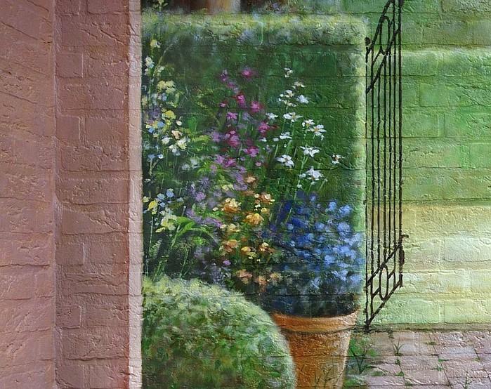 Роспись стен. Роспись-обманка от бельгийского художника VAN HOEF 97653277_rospis_stenuyobmanka__17_