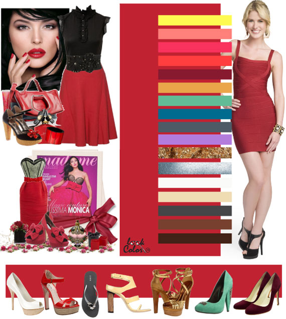Все о выборе цвета в одежде. 100246327_30657567
