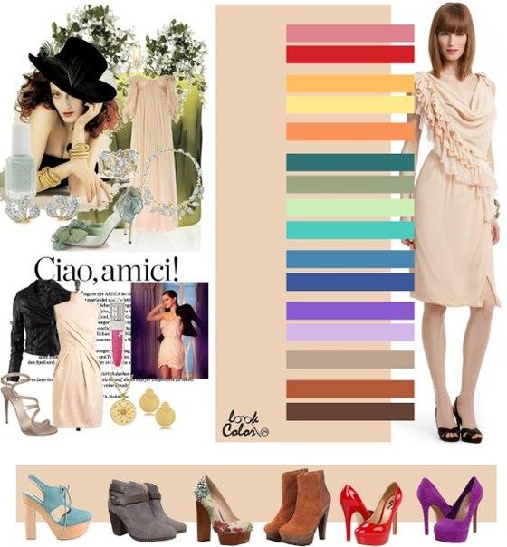 Все о выборе цвета в одежде. 100246357_cvet7
