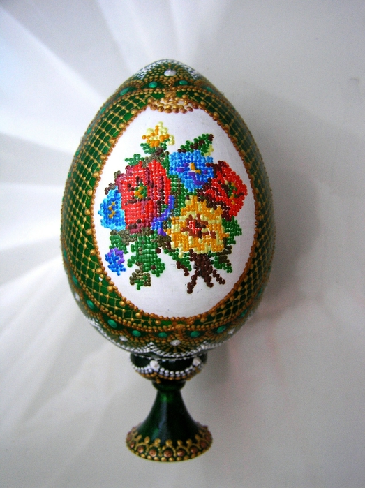 Идеи Декора яиц к Пасхе 100061771_P3272226