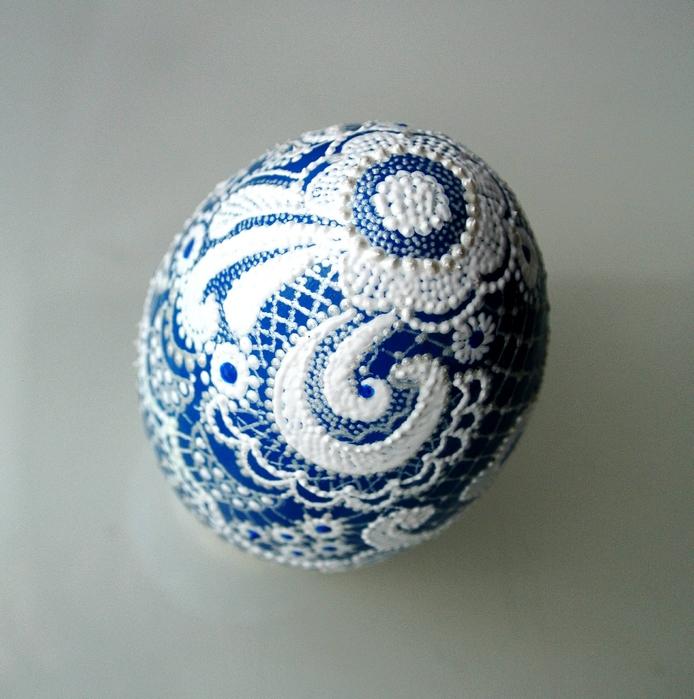 Идеи Декора яиц к Пасхе 100061779_Rishele_5