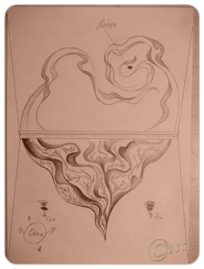 Рельефные - объемные картины от Алексея Коробка.    101739531_4195696_img2