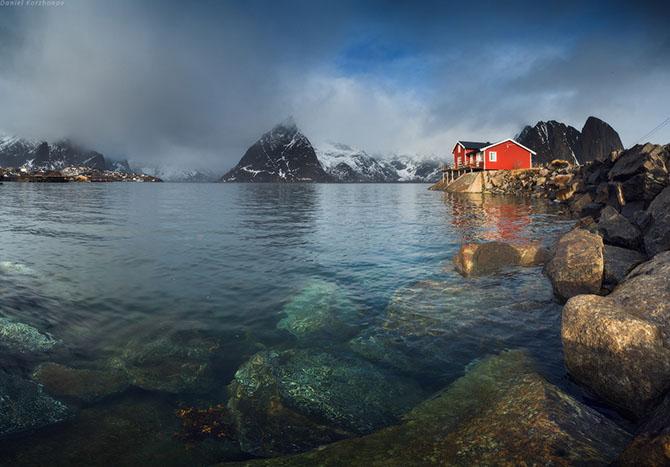Роскошные пейзажи Норвегии - Страница 5 107405937_Lofotenskie_ostrova_norvegiya