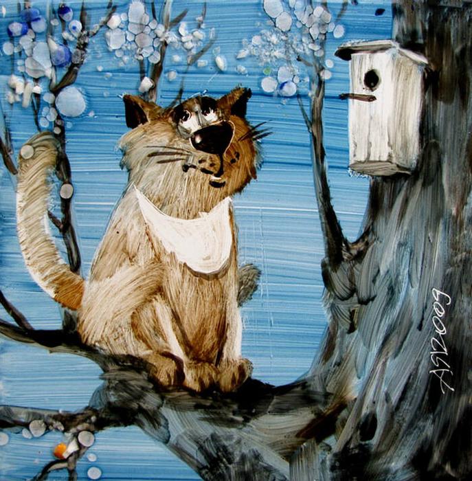0-коты Анатолий Ярышкин 7 (687x700, 629Kb)