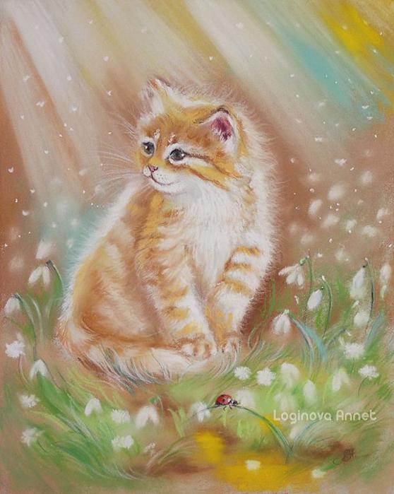 d86d7d890341553e86e566331e421003--cat-cards-vintage-cat (558x700, 383Kb)