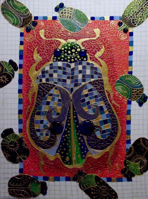 Сова, слон,жук..... 1032411_14