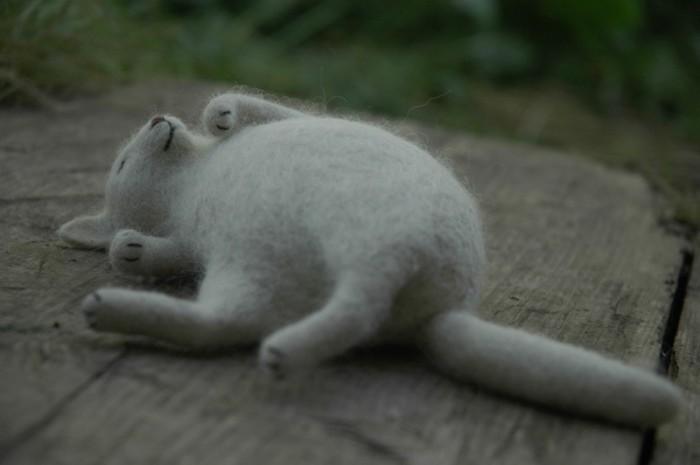 Звери by Victor Dubrovsky 1586673_dubrovsky_cat_sleeping8