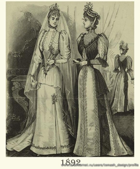 Свадебные платья Wedding dresses - Страница 3 3354261_54313600_17