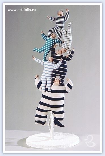 Текстильные куклы Татьяны Овчинниковой 3363853_ovchinnikovat03