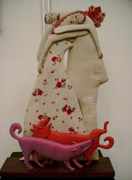 Текстильные куклы Т.Овчинниковой 3742631_0_25252_7a09e0a9_xl