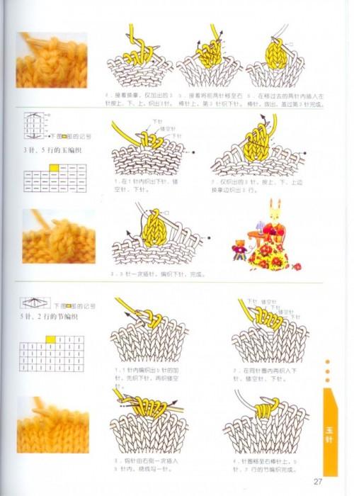 Как читать схемы в японских журналах 2211455_p27