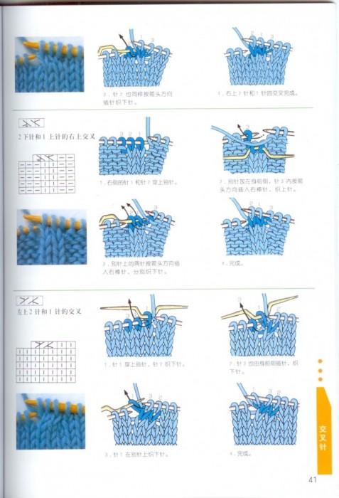 Как читать схемы в японских журналах 2211469_p41