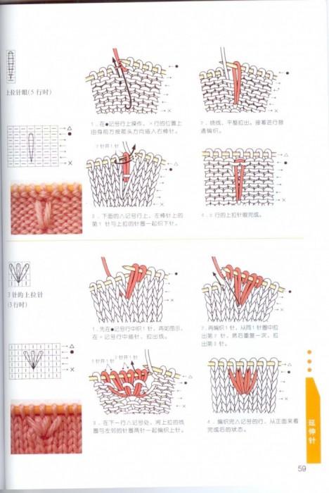 Как читать схемы в японских журналах 2211487_p59