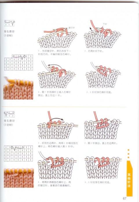 Как читать схемы в японских журналах 2211495_p67