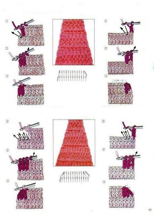 Учебник по вязанию крючком и спицами в картинках 2438893_11