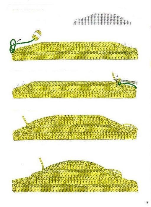 Учебник по вязанию крючком и спицами в картинках 2438895_13