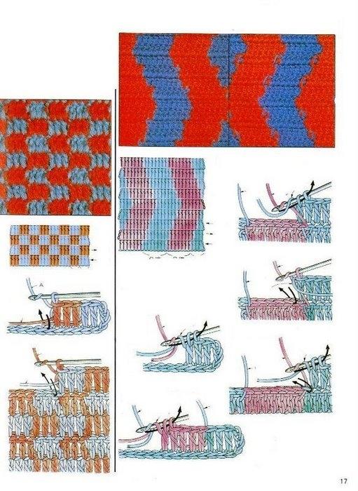 Учебник по вязанию крючком и спицами в картинках 2438899_17