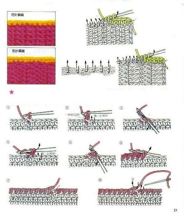 Учебник по вязанию крючком и спицами в картинках 2438903_21