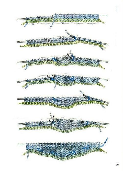 Учебник по вязанию крючком и спицами в картинках 2438919_39