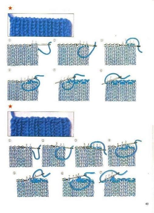Учебник по вязанию крючком и спицами в картинках 2438923_43