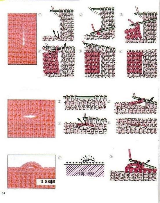 Учебник по вязанию крючком и спицами в картинках 2438943_64