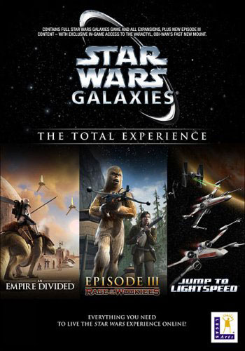 Star Wars Galaxies SWG-TheTotalExperience